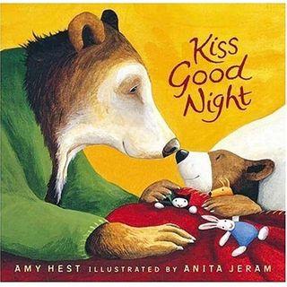 Kiss goodnight sam